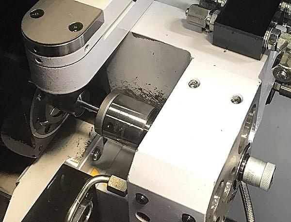 Micro Serie externe Drehmaschine