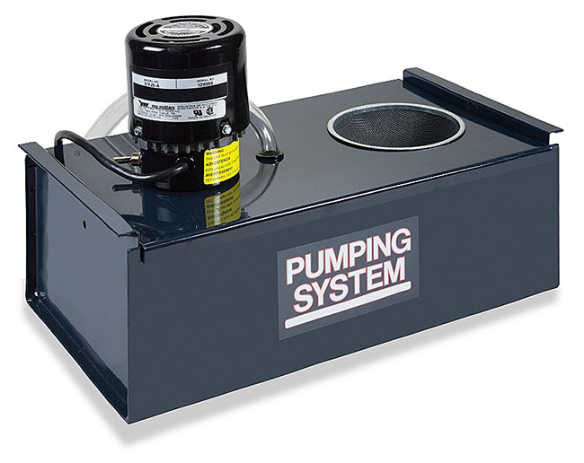 cx pumping system