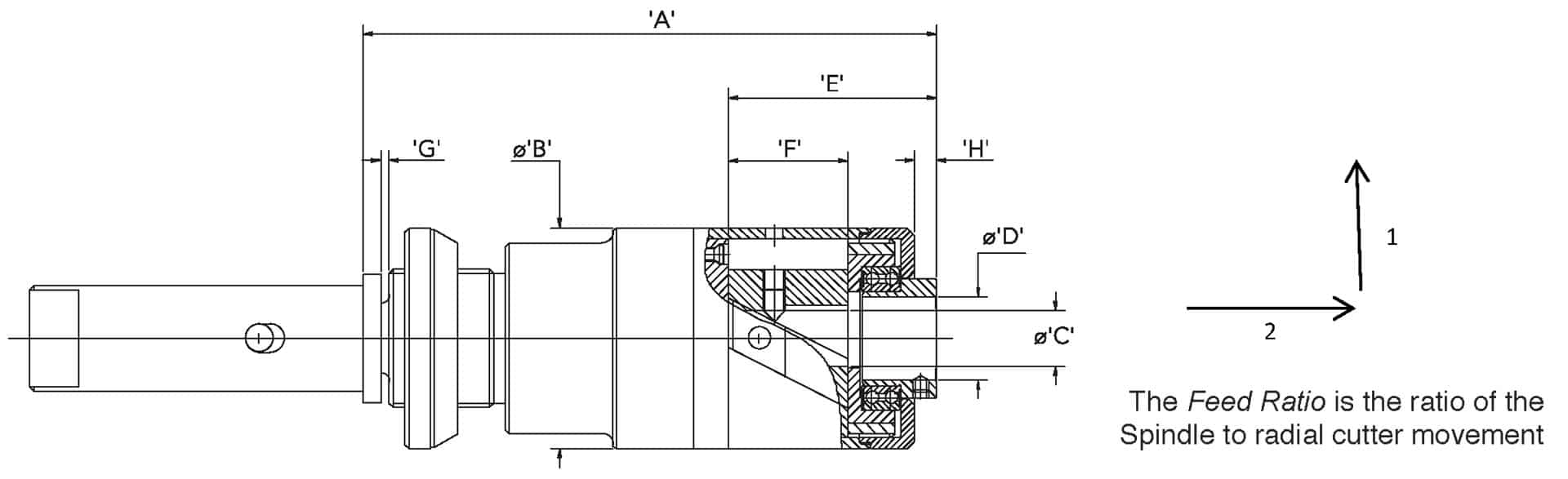 AR16 diagram