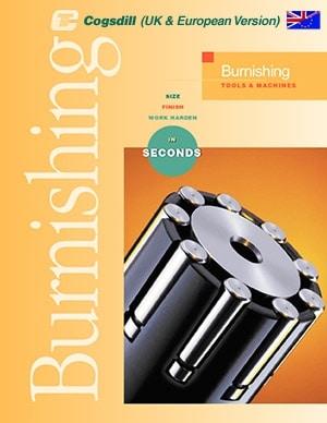 Burnishing catalogue UK & EU Version
